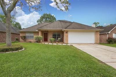 Alvin Single Family Home For Sale: 1020 Wildwinn Drive