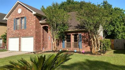 Single Family Home For Sale: 14247 Oak Chase Drive