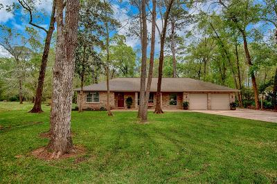 Dickinson Single Family Home For Sale: 904 Rosewood Drive