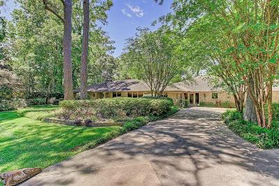 Houston Single Family Home For Sale: 889 Country Lane