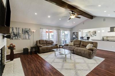 Houston Single Family Home For Sale: 12222 Waldemar Drive