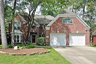 The Woodlands Single Family Home For Sale: 22 Vista Mill Place