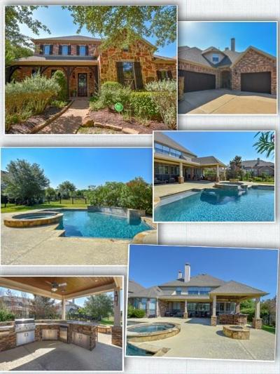 Katy Single Family Home For Sale: 8611 Shambala Way