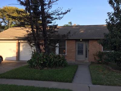 Galveston Single Family Home For Sale: 2606 Cedar Street