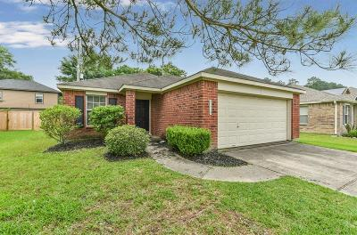 Tomball Single Family Home For Sale: 21715 Willow Downs Drive
