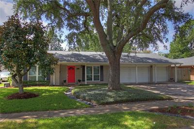 Houston Single Family Home For Sale: 5463 Jackwood