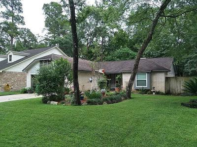 The Woodlands Single Family Home For Sale: 20 W Lance Leaf Road W