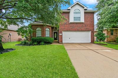 Katy Single Family Home For Sale: 1627 Maryvale Drive
