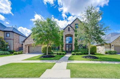 Katy Single Family Home For Sale: 27627 Enclave Cove Court