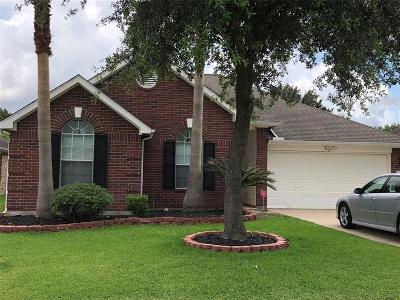 Katy Single Family Home For Sale: 20439 Misty Cove Drive