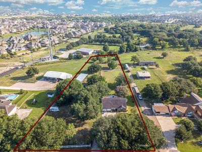 Katy Farm & Ranch For Sale: 26902 Willow Lane