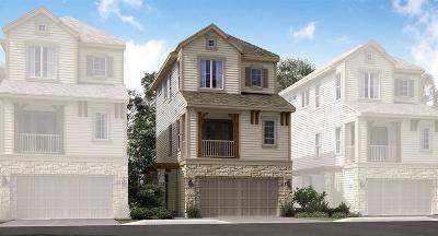 Houston Single Family Home For Sale: 1769 Sierra Crest