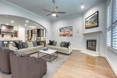 Houston Single Family Home For Sale: 2021 Arrowood Glen Drive
