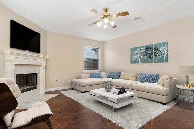Deer Park Single Family Home For Sale: 2318 W Van Trease Drive