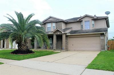 La Porte Single Family Home For Sale: 9300 Tejas Court