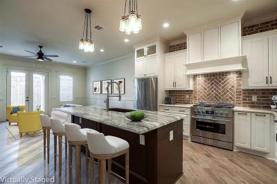 Houston Single Family Home For Sale: 1539 Dorothy Street #A