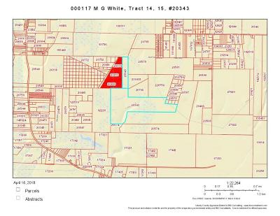 Liberty Residential Lots & Land For Sale: Tract 14, 15, 246 West Of Ameswood
