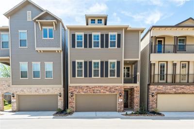Houston Single Family Home For Sale: 1757 Sierra Crest