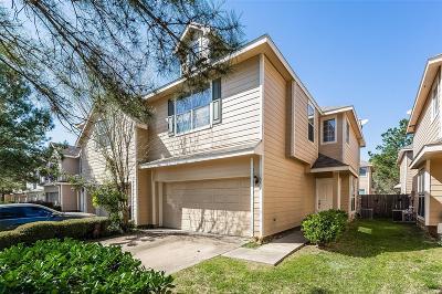 Houston Single Family Home For Sale: 16818 Carrollton Creek Lane