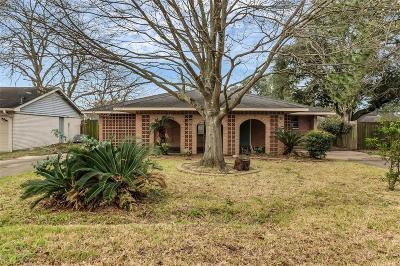 Deer Park Single Family Home For Sale: 2710 Pickerton Drive