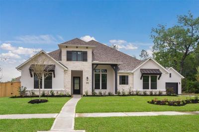 Kingwood Single Family Home For Sale: 3229 Floral Garden