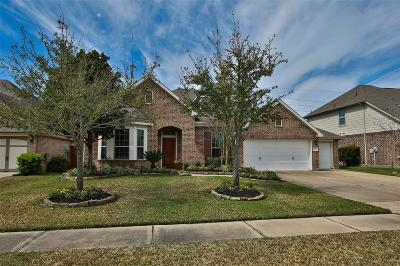 Cypress Single Family Home For Sale: 9407 W San Gabriel River Circle