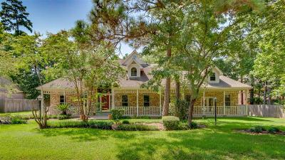 The Woodlands Single Family Home For Sale: 12 Mellow Leaf Court