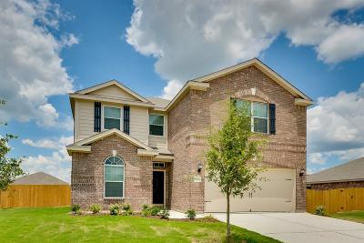 Katy Single Family Home For Sale: 1073 Mule Ridge Drive