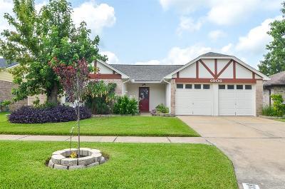 Richmond Single Family Home For Sale: 6906 Grant Drive