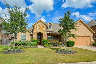 Katy Single Family Home For Sale: 5211 Red Burr Oak Trail