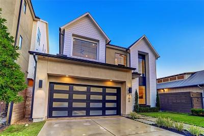 Houston Single Family Home For Sale: 706 E 13th Street