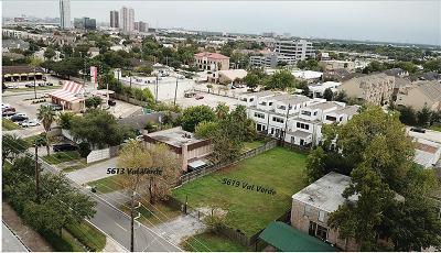 Houston Residential Lots & Land For Sale: 5619 E Val Verde Street E