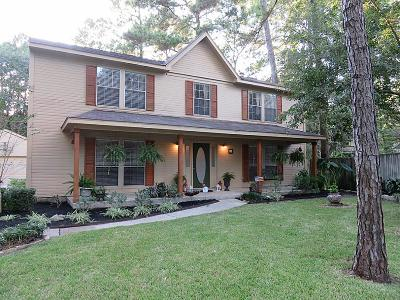 The Woodlands Single Family Home For Sale: 19 Hickory Oak Drive