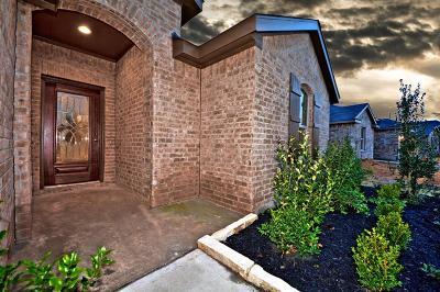 Rosenberg Single Family Home For Sale: 8718 Jamison Drive