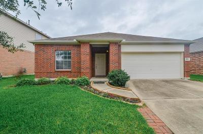 Harris County Single Family Home For Sale: 514 New Hope Lane