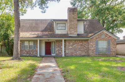 Houston Single Family Home For Sale: 12230 Sarti Street