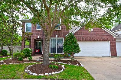Missouri City Single Family Home For Sale: 10310 E Crosby Lane