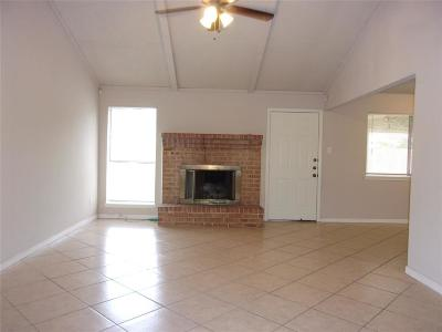 Humble Single Family Home For Sale: 3807 Black Crickett Court