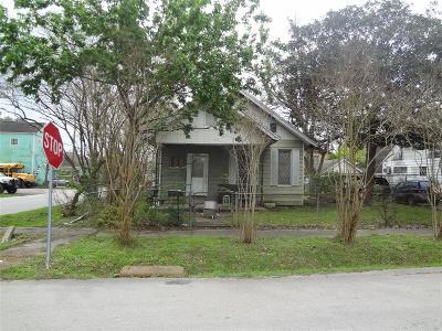 Houston Single Family Home For Sale: 5146 Bell Street