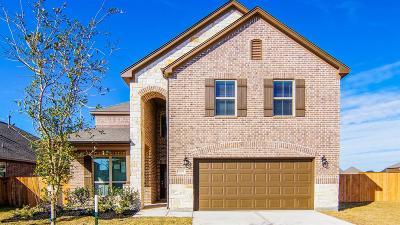 New Caney Single Family Home For Sale: 23490 Banks Mill