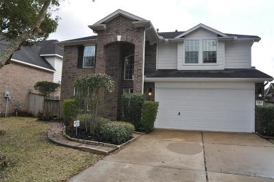Sugar Land Single Family Home For Sale: 3323 Thistlegrove Lane