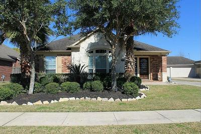 Pearland Single Family Home For Sale: 13003 Grand Shore Lane