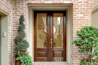 Montrose Single Family Home For Sale: 527 Lovett Boulevard