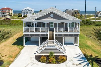 Galveston Single Family Home For Sale: 21123 W Sunset Bay Drive