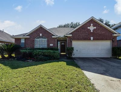 Pearland Single Family Home For Sale: 3630 Chatwood Drive