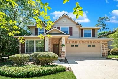 The Woodlands TX Single Family Home For Sale: $289,000