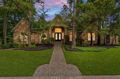 The Woodlands Single Family Home For Sale: 26 Bridgeberry Court