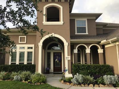 League City Single Family Home For Sale: 4709 Salinas Lane