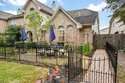 Single Family Home For Sale: 4711 Cashel Circle #D