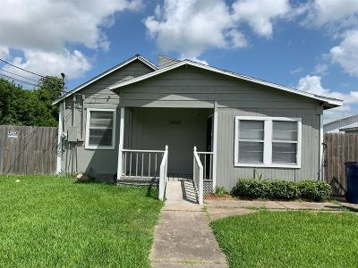 Texas City Single Family Home For Sale: 5406 Evelyn Street